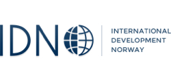 International Development Norway Logo InnogetCloud